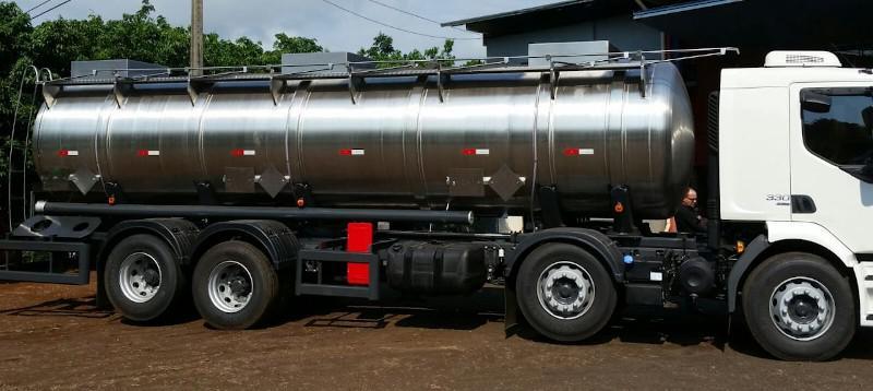 Carroceria tanque preço