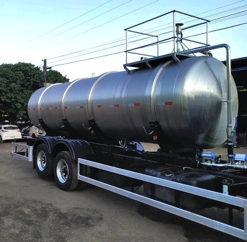 Fabrica de tanque para caminhão pipa