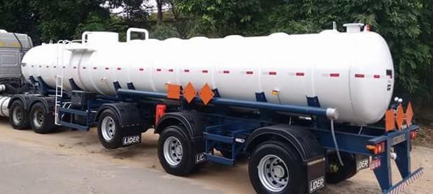 Fabrica de tanques rodoviários
