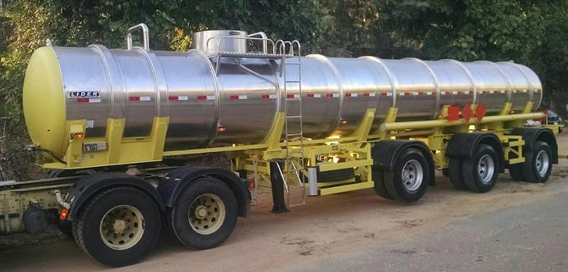 Fabricante de tanque para transporte de combustivel