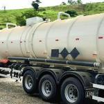 Semi reboque tanque