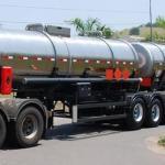 Tanque para transporte de combustivel