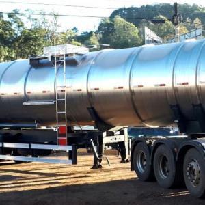 Carreta tanque oleo vegetal