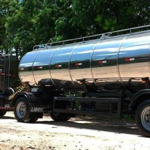 Julieta para transporte de leite