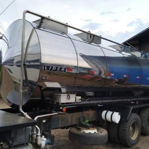Tanque para transporte de leite preço